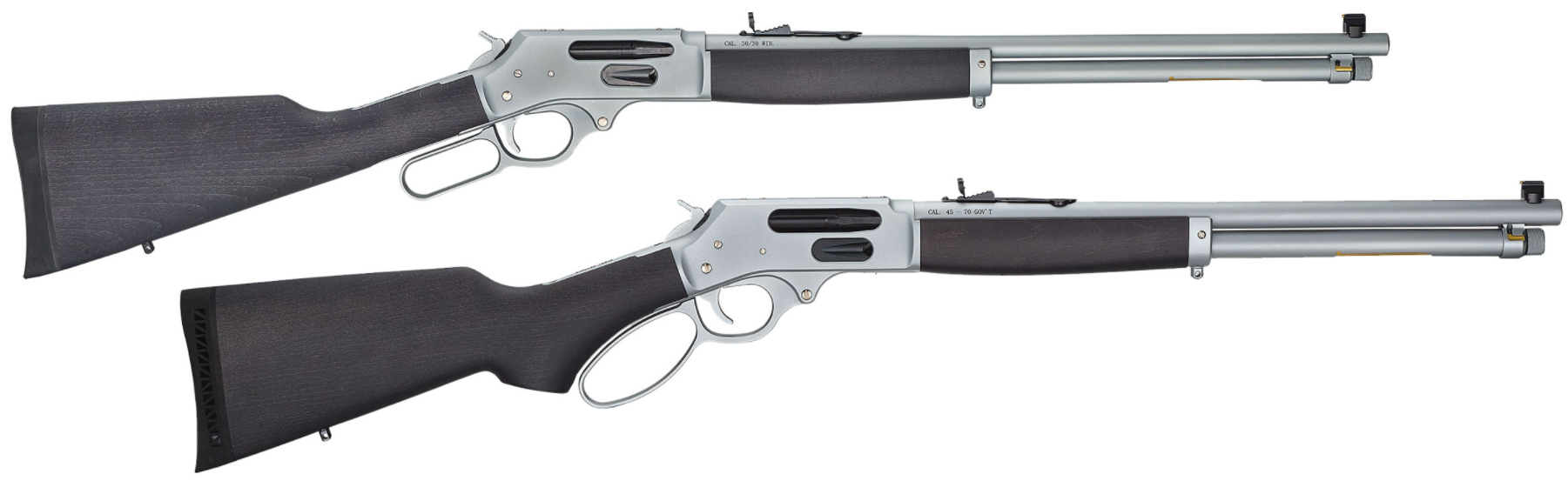 Henry Rifle Caliber Lever Actions