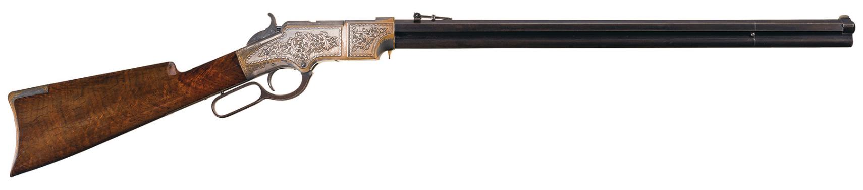 Henry Original Model 1860