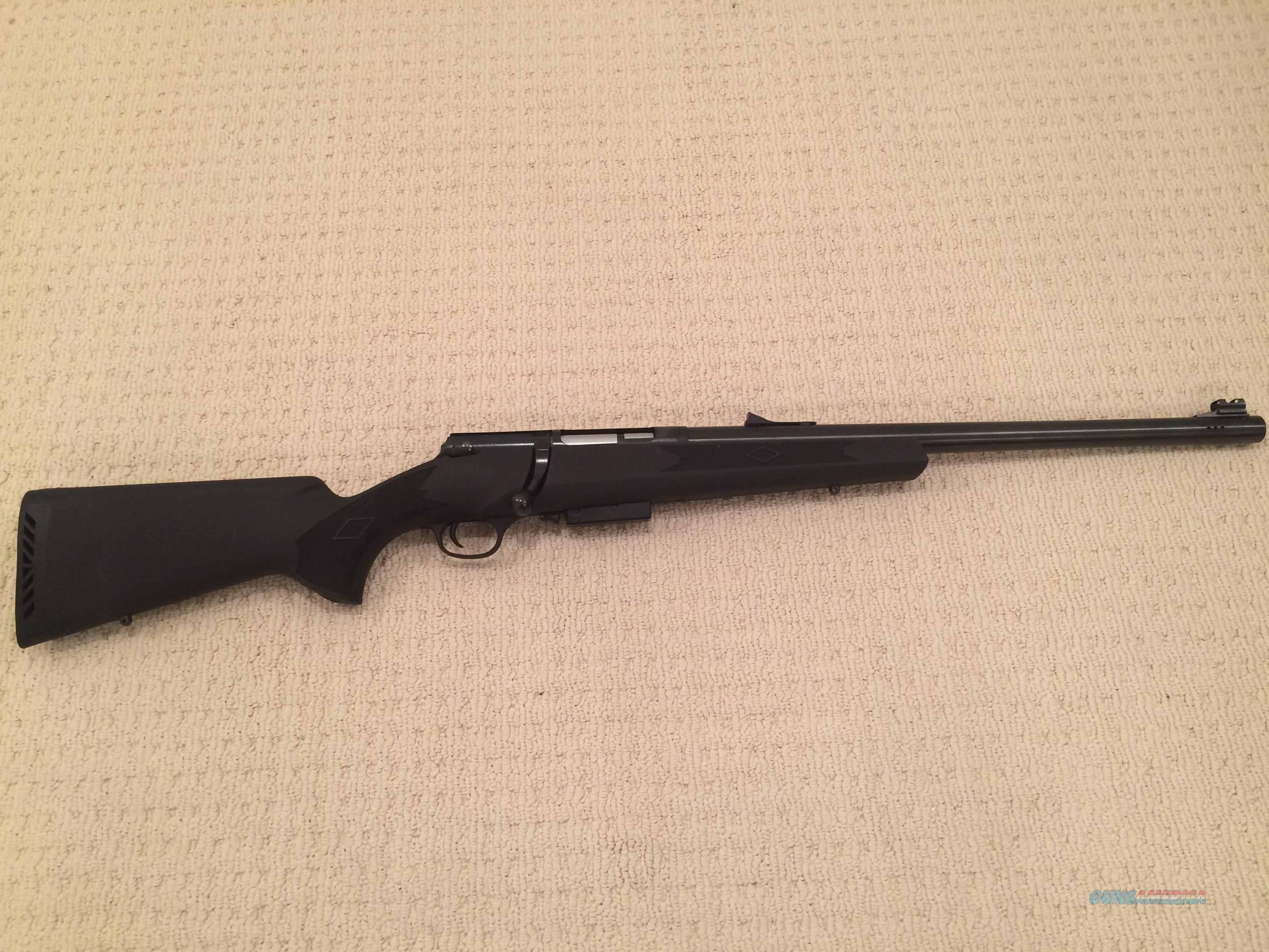 1st year Marlin Model 512-P Slugmaster from 1999