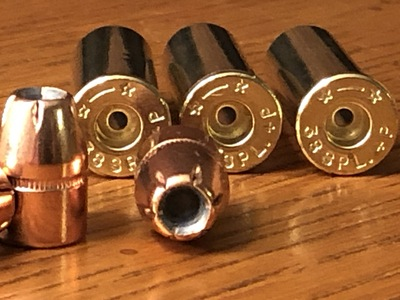 The 38 Special Cartridge