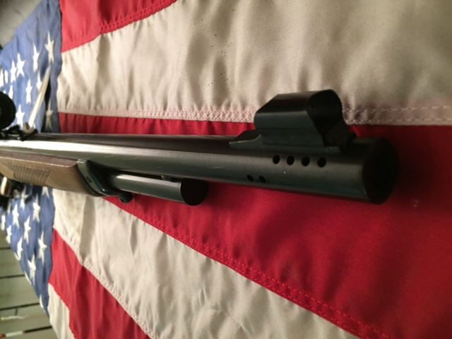My 1st Year, 1998 Factory Ported 45-70 Guide Gun