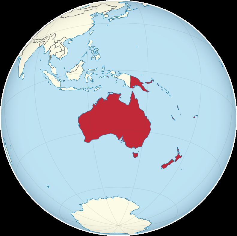 Oceania Organizations