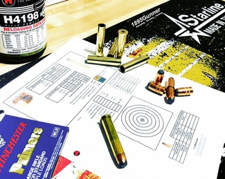 From the author's Bench - 45-70 Government Hand Loads