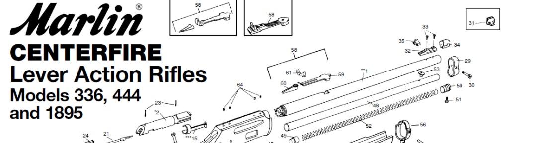 Lever Gun Schematics